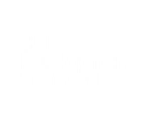Skills Development Scotland logo