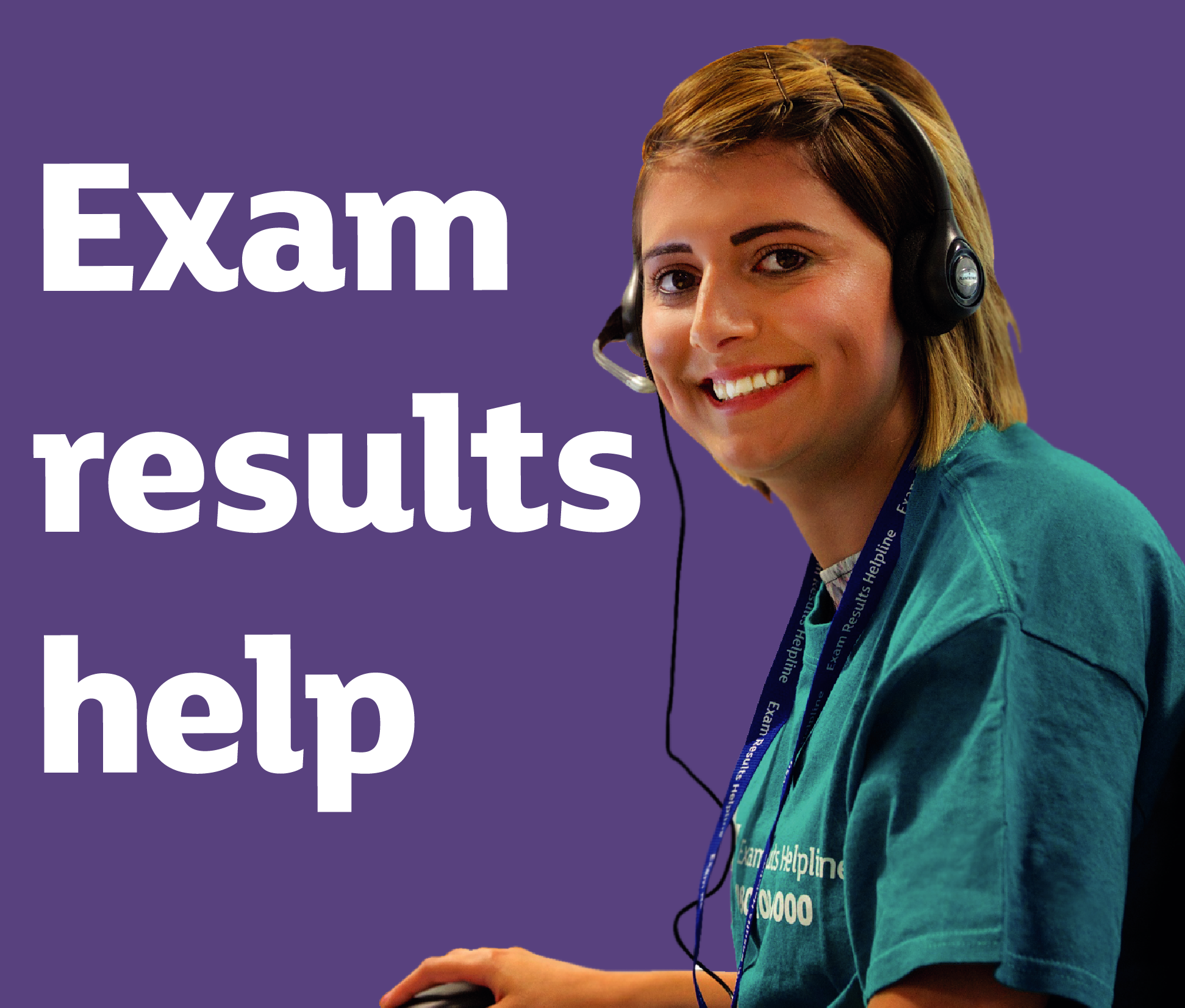SDS careers advisers will offer exam results help