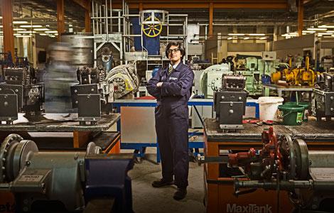 Rabiya, City of Glasgow College, Engineering Foundation Apprentice