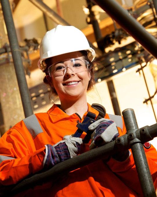 Modern Apprentice Cheryl Pryde