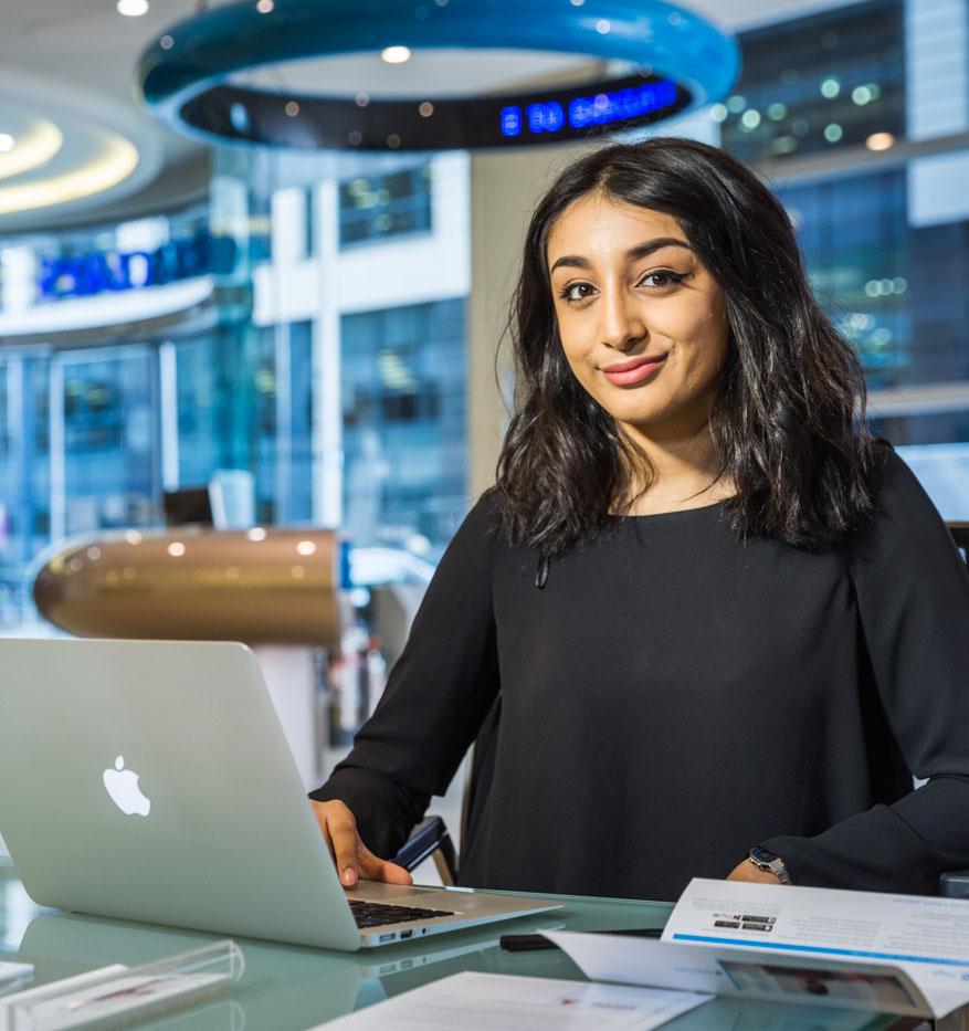 Foundation Apprentice Monisha Sandhu